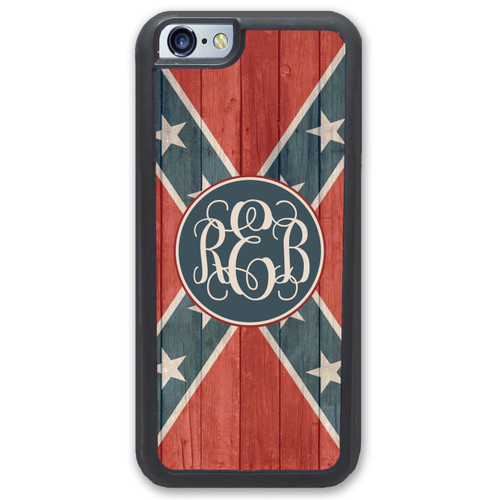 rebel flag iphone case confederate stars and bars