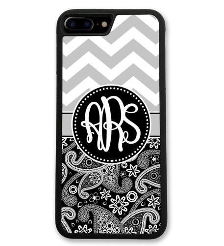 monogrammed iphone case, monogrammed iPhone 7 case