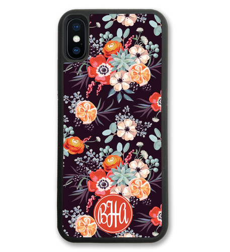 Spring Summer Florals iPhone Case