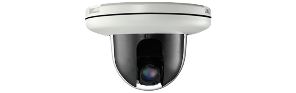 Refurbished 2MP Low Profile 5x Zoom Repositionable Indoor/Outdoor IP Dome Camera with WDR
