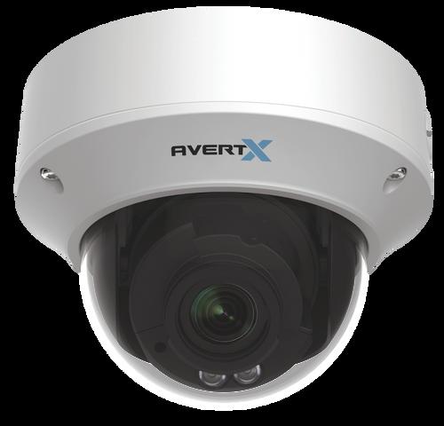 HD820 4MP IR Autofocus Zoom Indoor/Outdoor IP Dome Camera with True WDR