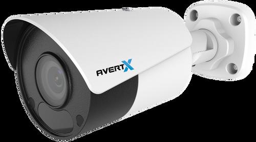 HD428 4K IR Indoor/Outdoor Mini IP Bullet Camera with True WDR