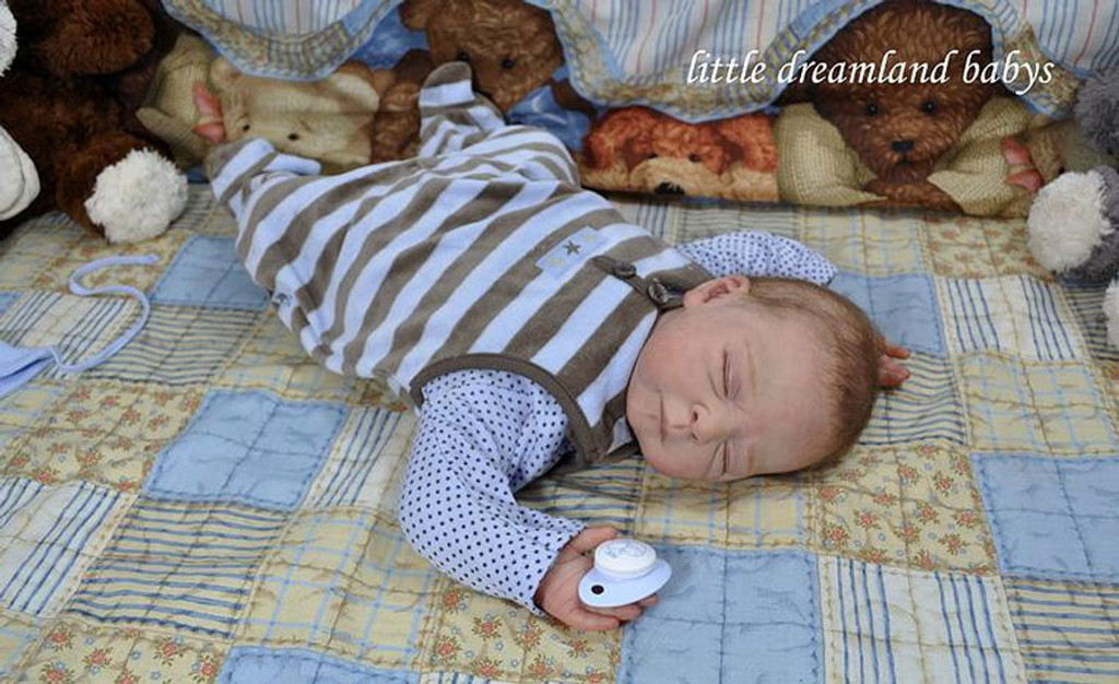 Christian Doll Kit by Danielle Zweers