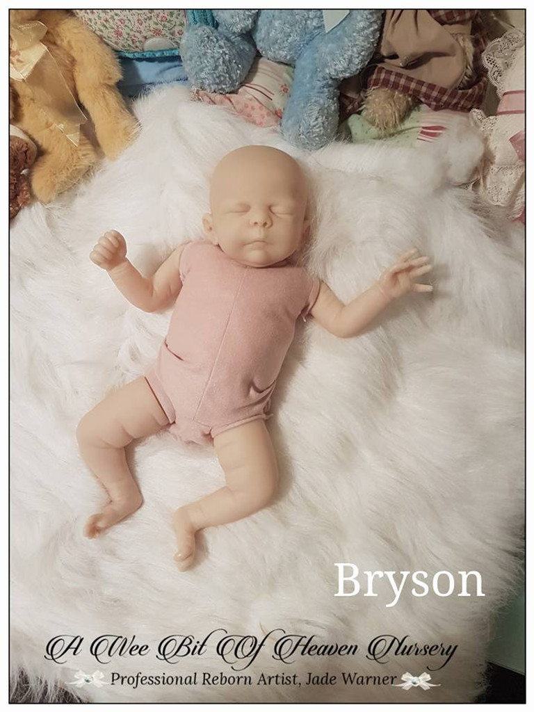 Bryson Vinyl Doll Kit by Jade Warner