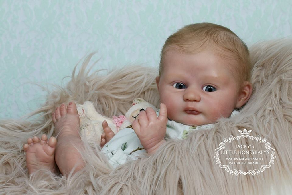 Henriette Doll Kit by Iris Klement