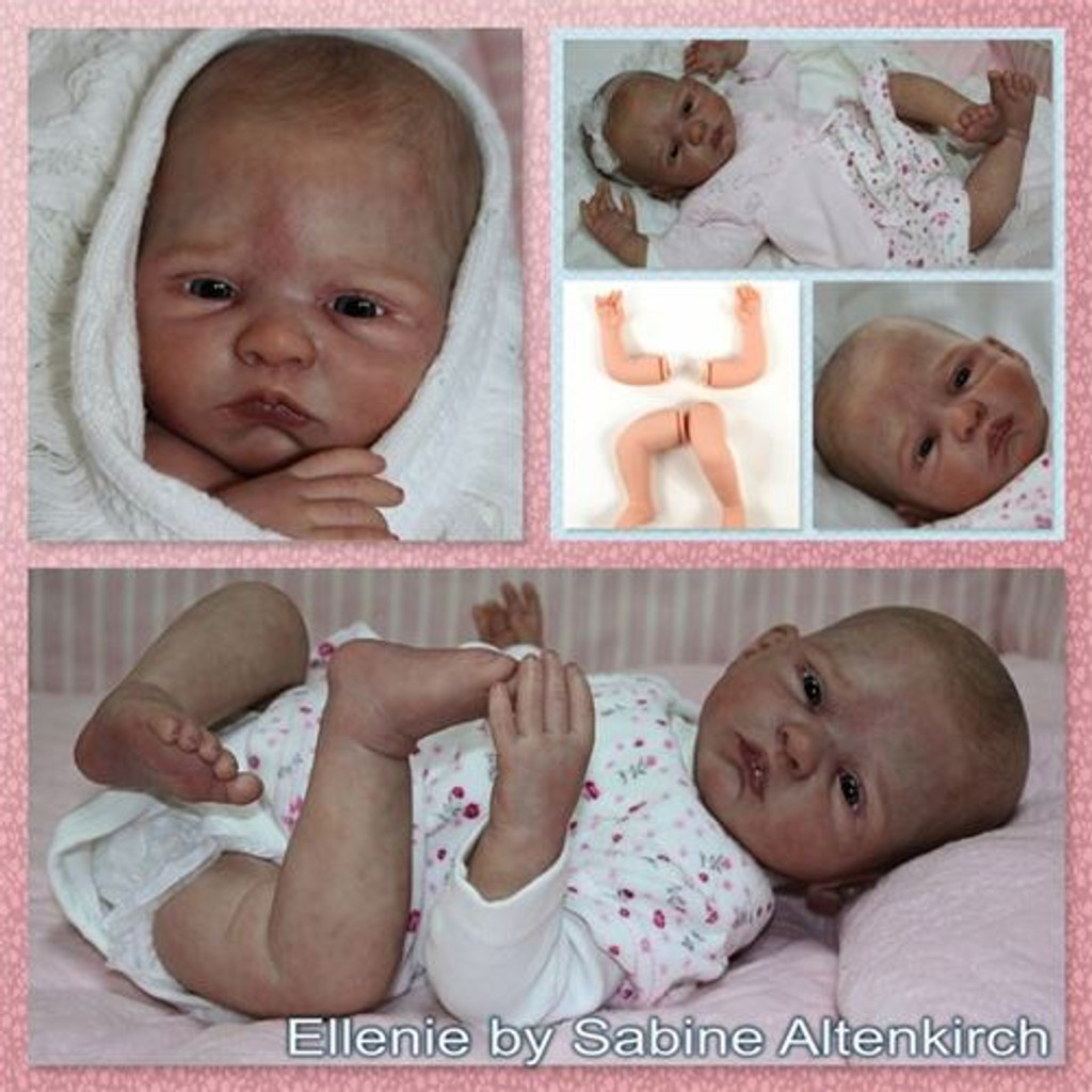 Ellenie Doll Kit by Sabine Altenkirch