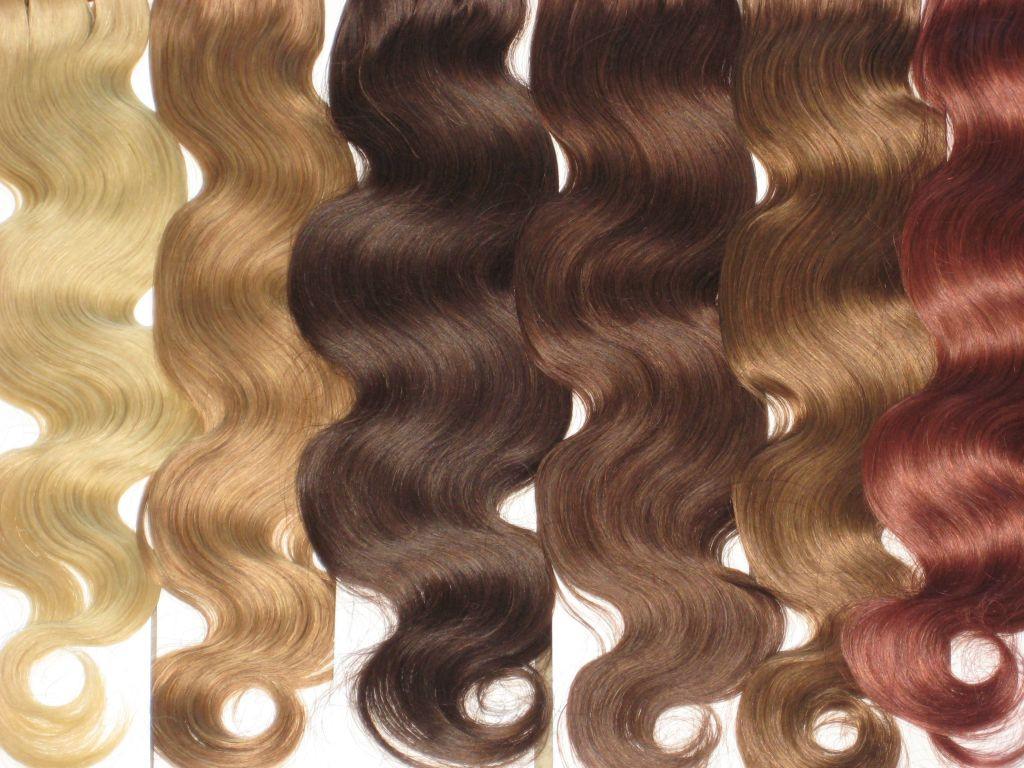 Wavy Human Hair (1oz)