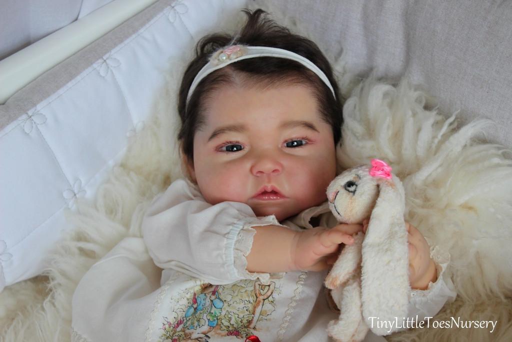 Reine Reborn Doll Kit by Ping Lau