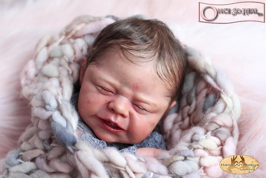 Emmelie Reborn Doll Kit by Ulrike Gall