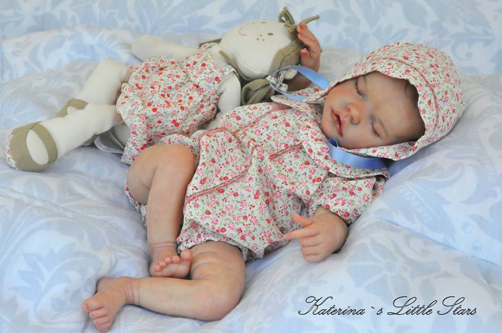Twin B Doll Kit by Bonnie Brown