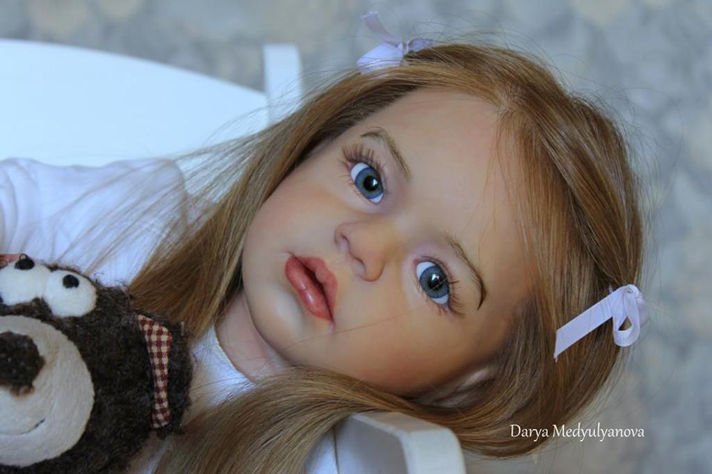 Isabella Doll Kit by Regina Swialkowski