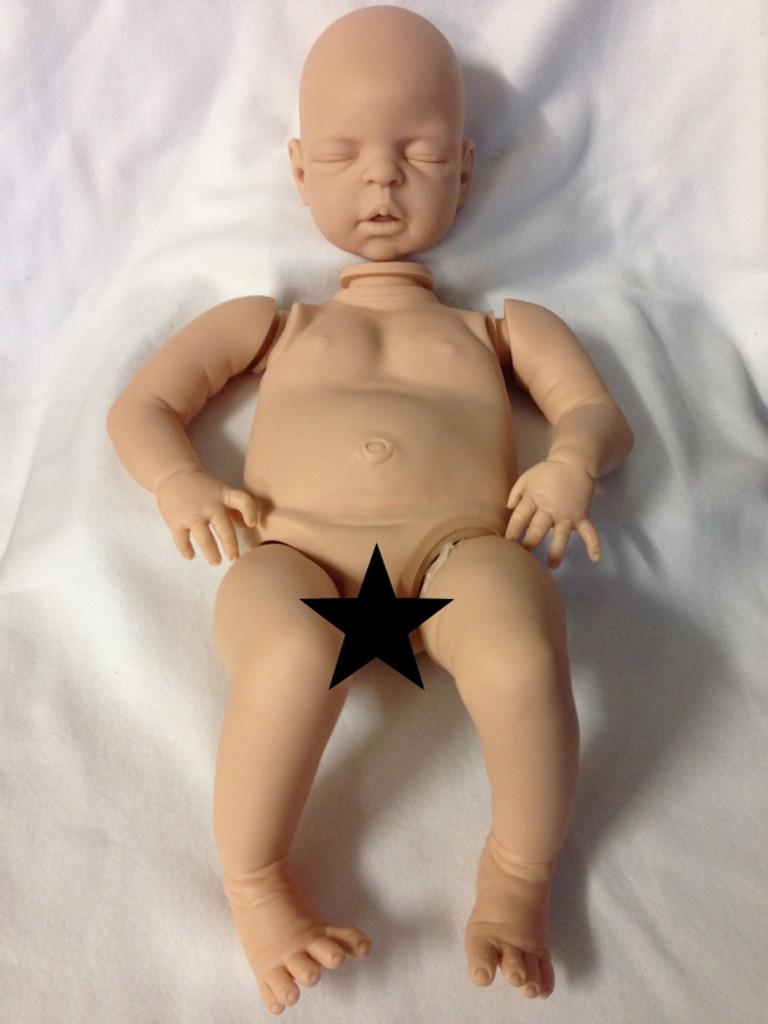 Henry Vinyl Doll Kit by Sheila Michael