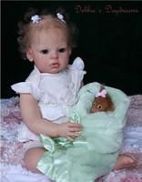 Arianna Awake Reborn Vinyl Toddler Doll Kit by Reva Schick
