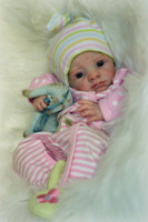 Rosa Doll Kit by Karola Wegerich