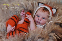 Tigerlily Doll Kit by Cassie Brace