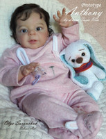 Anthony Doll Kit by Laura Tuzio Ross