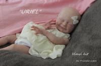 Uriel reborn vinyl doll kit by Priscilla Lopes