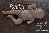 Rocky Doll Kit by Sylvia Manning