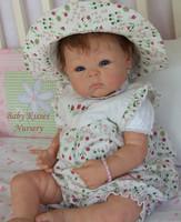 Paris Reborn Vinyl Doll Kit by Adrie Stoete