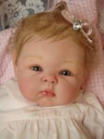 Paris Reborn Doll Kit by Adrie Stoete