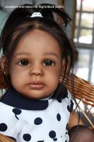 Charli Toddler Reborn Vinyl Doll Kit by Sigrid Bock
