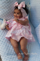 Juliana Reborn Vinyl Doll Kit by Ping Lau