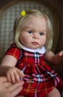 Tatum Reborn Vinyl Doll Kit by Olga Tschenskaja