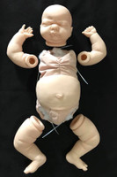 Kai Reborn Vinyl Doll Kit by Nicole Russell