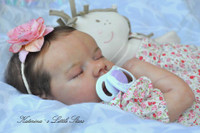 Twin B Reborn Vinyl Doll Kit by Bonnie Brown