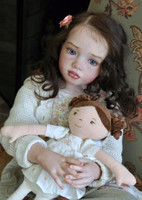 Aloenka Doll Kit by Natali Blick