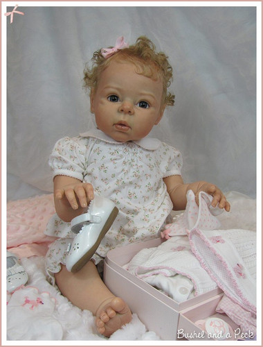 Boelle Doll Kit by Adrie Stoete