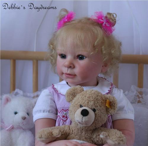 Nathalie Doll Kit by Adrie Stoete