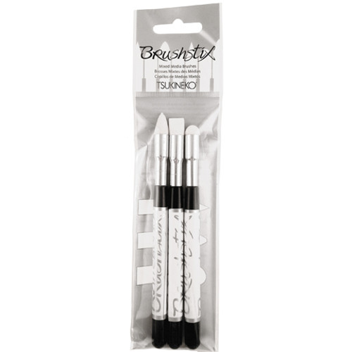 Tsukineko Brushstix Brush Tip #2 Set