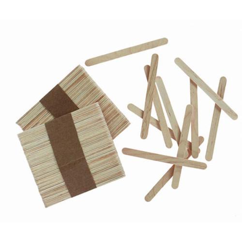 Wooden Craft Sticks