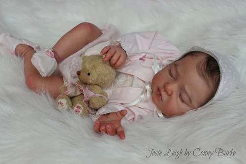 Josie Leigh Doll Kit by Conny Burke