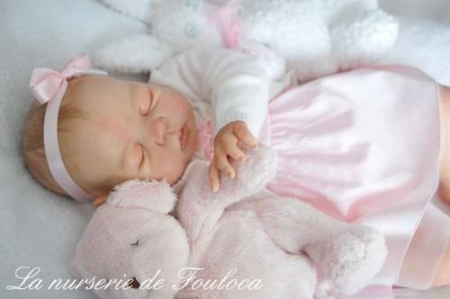 Alegra Reborn Doll Kit by Sandy Faber