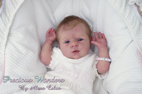 Millie Reborn Vinyl Doll Kit by Olga Auer