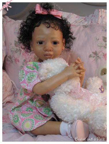 Amani Doll Kit by Danielle Zweers