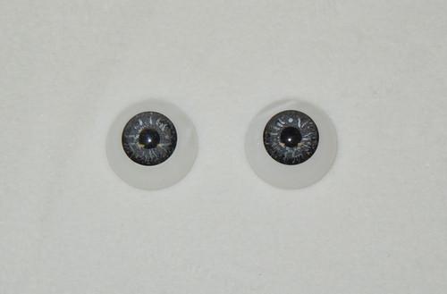Acrylic Blue Gray Eyes