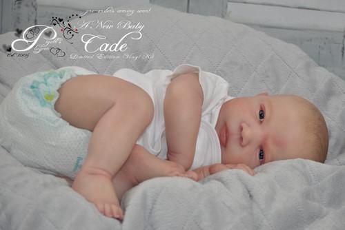 Cade Doll Kit by Jorja Pigott