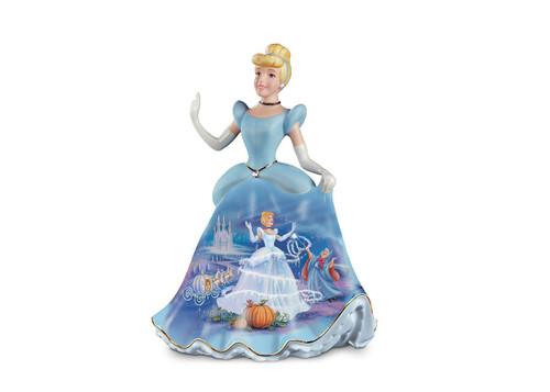 Disney Forever Cinderella Bell Figurine