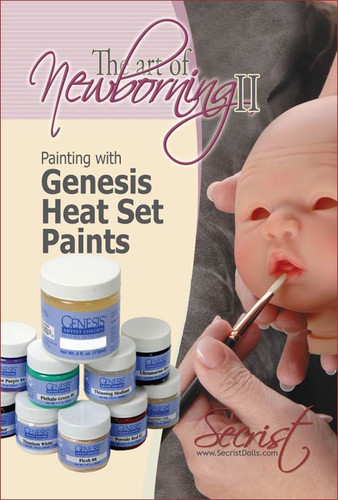 Painting with Genesis Heat Set Paints DVD