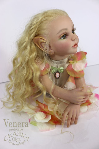 Venera Elf Reborn Doll Kit by Olga Tschenskaya