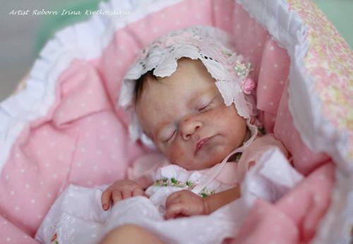 Luxe Reborn Doll Kit by Cassie Brace