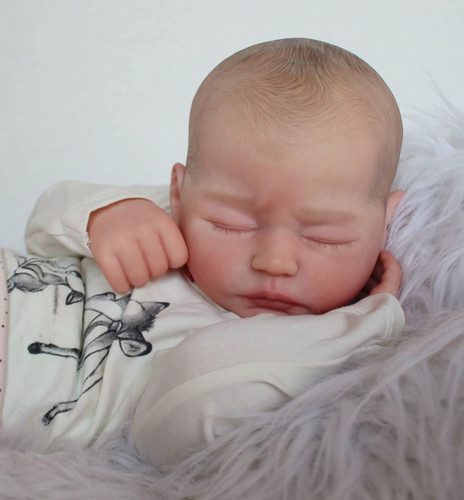 Lark Reborn Doll Kit by Mayra Garza