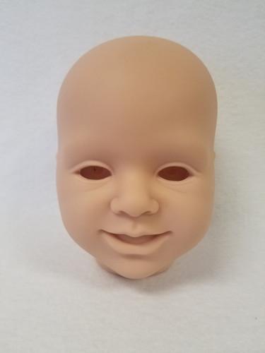 Sofia Reborn Vinyl Doll Head by Reva Schick