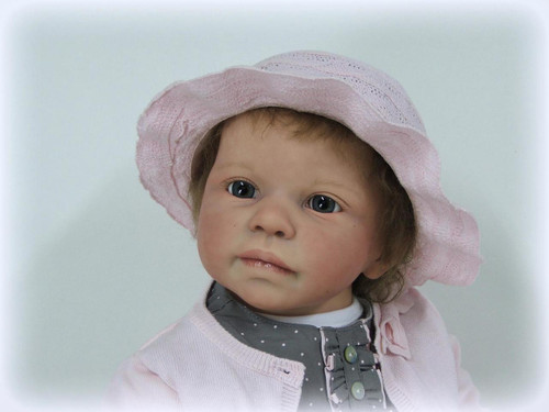 Andres Doll Kit by Jannie De Lange