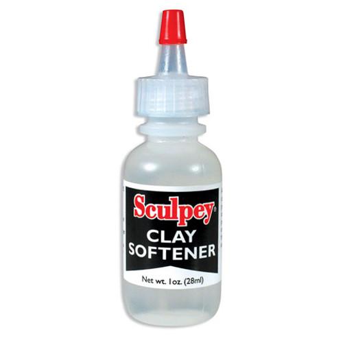 Sculpey Clay Softener (1oz)