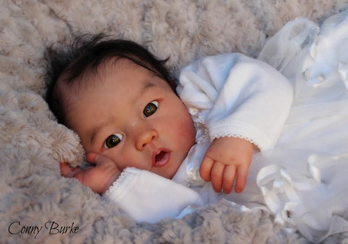 Liling Reborn Doll Kit by Ping Lau - Limited Edition
