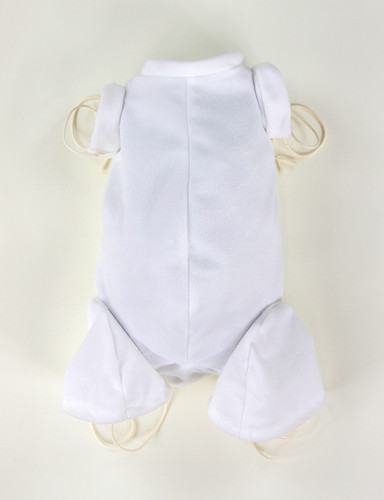 """German Flannel Body for 26"""" Dolls: Full Jointed Arms 3/4 Jointed Legs #1645G"""